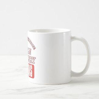 archery genius basic white mug