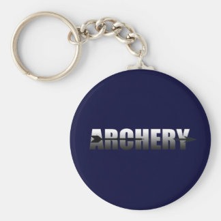 Archery gifts for Bow and Arrow addicts Key Ring
