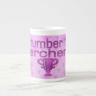 Archery Gifts for Her: Number 1 Archer Tea Cup