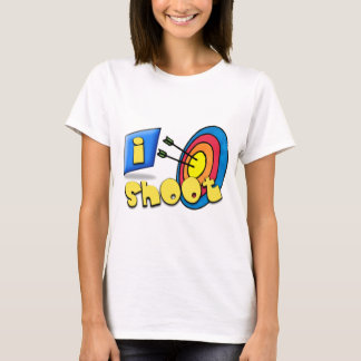 ARCHERY ~ iSHOOT - I SHOOT T-Shirt