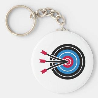 Archery Key Ring