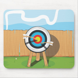 Archery Mouse Pad
