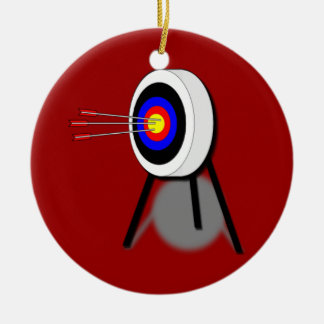 Archery Ornament