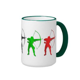 Archery Summer Games   Archer Sports Mugs