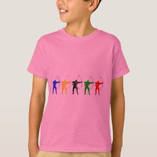 Archery Summer Games   Archer Sports T-Shirt