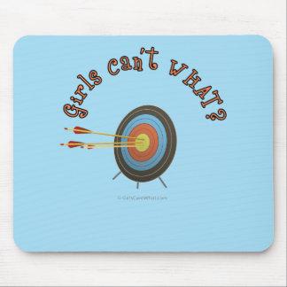 Archery Target Bullseye Mousepads