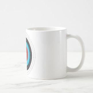 Archery Target Coffee Mug