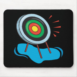 Archery Target Mouse Pads