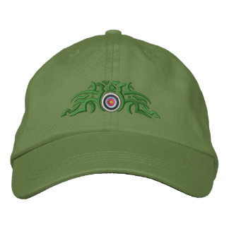 Archery Tribal Embroidered Baseball Caps
