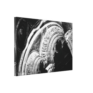 Arches Stretched Canvas Prints