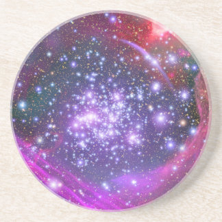 Arches Cluster the Densest Milky Way Star Cluster Beverage Coaster