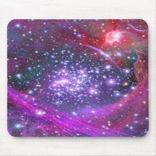 Arches Cluster the Densest Milky Way Star Cluster Mousepads