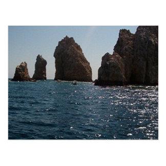 Arches in Cabo San Lucas Postcard