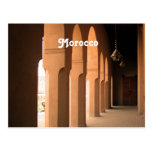 Arches in Morocco Post Card
