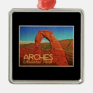 Arches National Park Christmas Ornament