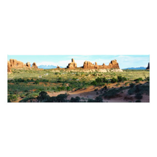Arches National Park from a distance Photo Print