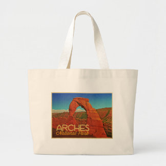 Arches National Park Large Tote Bag