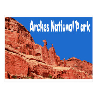 Arches National Park, Moab Utah Postcard Post Cards