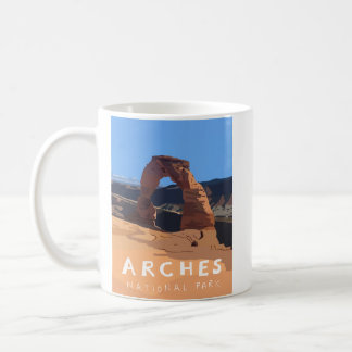 Arches National Park mug - Delicate Arch