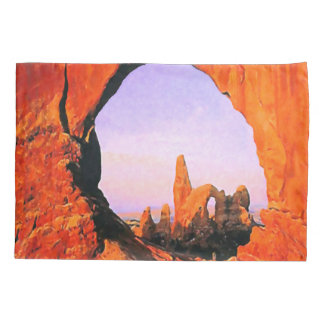 Arches National Park Pillowcase