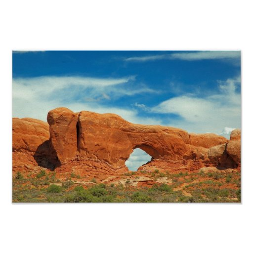 Arches National Park Posters