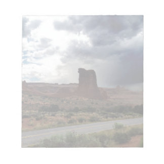 Arches National Park Sheep Rock Notepads