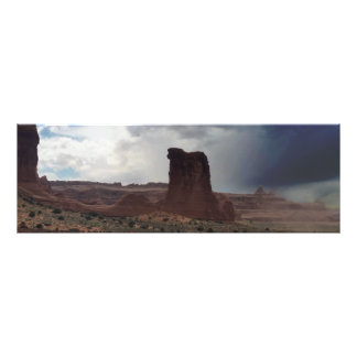 Arches National Park Sheep Rock Photographic Print