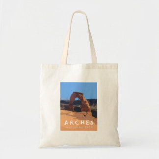 Arches National Park Tote Bag - Delicate Arch