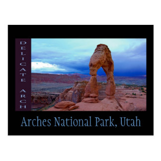 Arches National Park, Utah Postcard