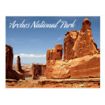 Arches National Park, Utah - United States Postcard
