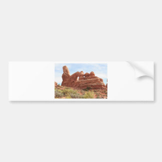 Arches National Park, Utah, USA 16 Bumper Sticker