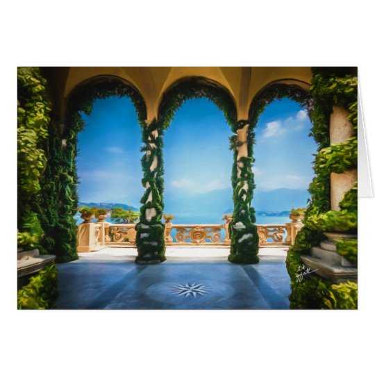 Arches of Italy Blank 5x7 Greeting Cards