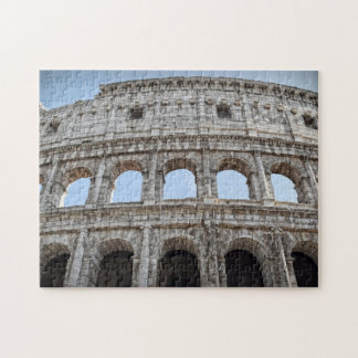 Arches of the Roman Colosseo Puzzle