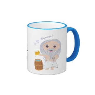 Archimedes Ringer Mug