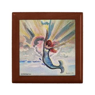 Archipelago144 Enlightened Mermaid Treasure Box