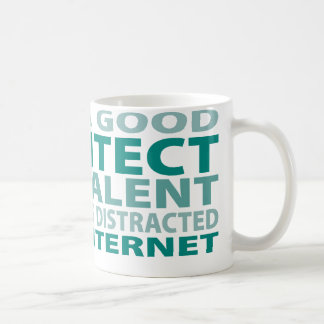 Architect 3% Talent Basic White Mug