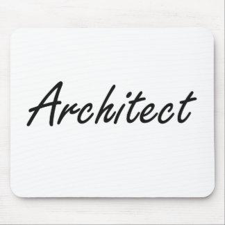 Architect Artistic Job Design Mouse Pad