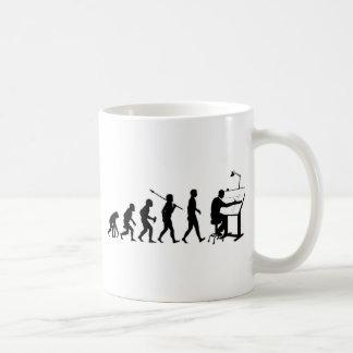 Architect Basic White Mug