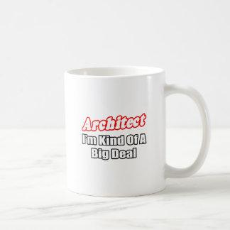 Architect...Big Deal Coffee Mug