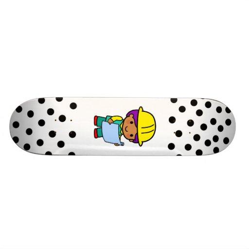Architect Boy Custom Skate Board