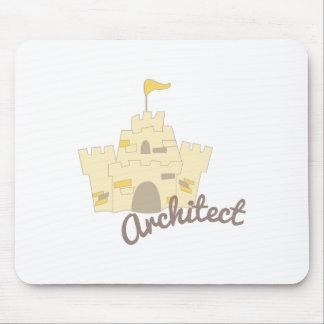Architect Castle Mouse Pads