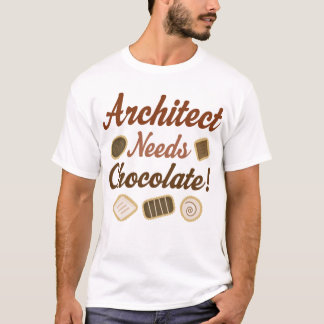 Architect Chocolate T-Shirt
