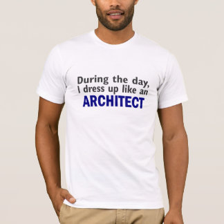 Architect During The Day T-Shirt