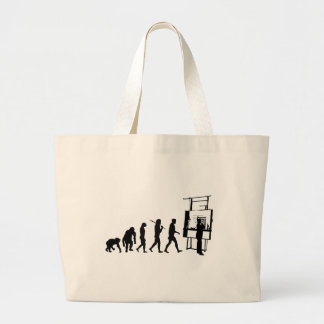 Architect Evolution of Architecture Draftsman Jumbo Tote Bag