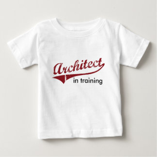 Architect in Training Baby T-Shirt