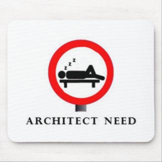 architect need mouse mats