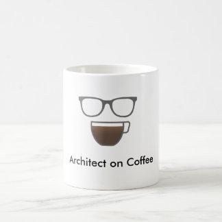 Architect on Coffee Logo Mug