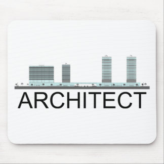 Architect! Original design! Mouse Mat