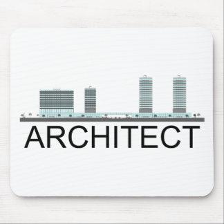 Architect! Original design! Mouse Pad