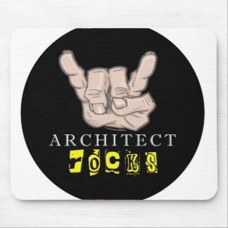 architect rocks mouse pad